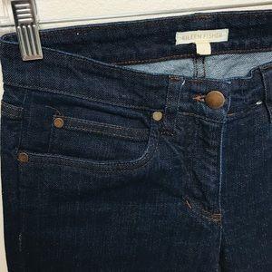 Eileen Fisher Slim Crop Jeans 2